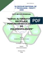 resiclaje potzetoparticularizado