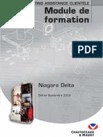 Chaffoteaux Niagara Delta Module de Formation