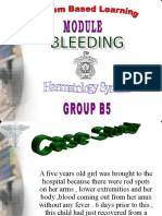 PBL Haematology(Bleeding) - B5
