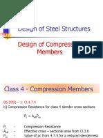Slender Compression Members