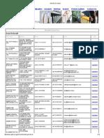 APTMA Members Directory