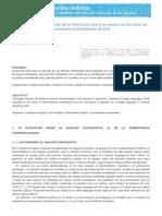 Alba Quiñonez, V. (2013). El Camino Hacia El Análisis de La Interacción Oral y Su Mejora en Las Aulas de Aprendices Sinohablantes de ELE
