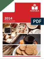 2014 MYOR MYOR Annual Report 2014