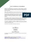 Mozambique Constitution