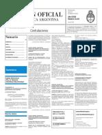 Boletín Oficial - 2016-02-22 - 3º Sección