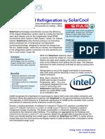 Case Study - Solar Cool project at Spar