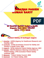 Bahan Kuliah Patien Safety