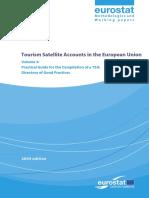 Tourism Satelite Good Practices