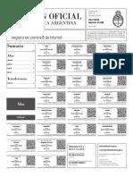 Boletín Oficial - 2016-01-18 - 4º Sección