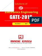 EC GATE Session 1 Set 1