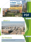 Techwin-China Presenting Products
