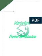 Sectiunea II - Revista Varietati Fisice+Chimice