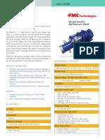 Liquid or Gas Turbine Meter