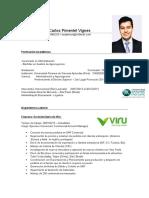 CV Pimentel,Luis C