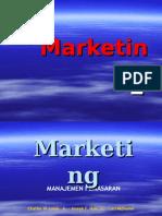 Manajemen Pemasaran Sessi 01