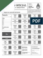 Boletín Oficial - 2016-01-27 - 4º Sección