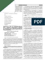 Confirman la Res. Nº 024-2016-JEE-LC1/ JNE y declaran Improcedente solicitud de inscripción de la fórmula presidencial de la organización política Alianza Para el Progreso del Perú