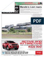 Platinum Gazette 11 March 2016