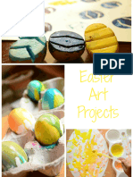 Easter Art Projects eBook by the Practical Mom