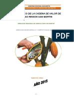 Diagnostico Cacao San Martin 2015