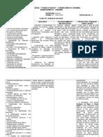 Planejamento de quimica