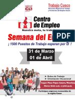 Afiche - Programa
