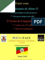 Pucrs Face Enade2009 Financas