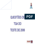 Pucrs Face Enade2009 Tga