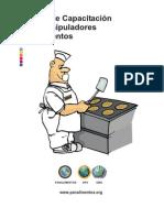 BPF  Manual de capacitación para manipuladores de alimentos OPAS OMS