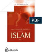 M. Fethullah Gulen - Questions and Answers About Islam (Vol.1)