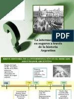 Historia de Seguro en Argentina