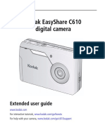 Kodak Easy Share c 610