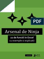 eBook - Arsenal de Ninja
