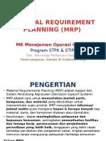 MRP-STPK