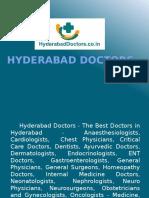 List of Doctors In Hyderabad | Hospitals in Hyderabad | Clinics in Hyderabad – Hyderabad Doctors