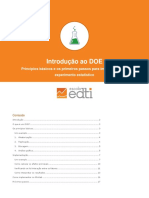 Introdução Ao DOE -- Escola EDTI