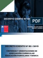 Decreto 83_Ricardo Villar Marín