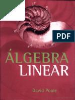 David Poole - Álgebra Linear