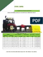 Especificaciones Tecnicas Ub t 1300
