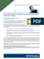 Schroders Economie en Klimaat