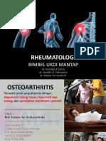 Bimbingan UKMPPD (UKDI) - Interna 3 (Rheumatologi)
