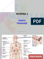 Bimbingan UKMPPD (UKDI) - Interna 1 (Endokrin, Pulmonologi)