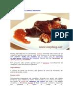 Canutillos de Jamón, Queso y Membrillo.doc