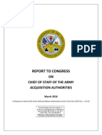 20160229 Army Section 801 Report