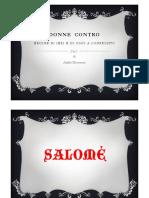 Le Eroine Salome.pptx - Adele Rovereto