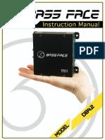 Bass Face DB4.2 Manual