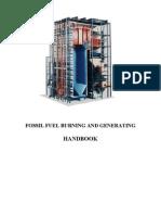 Fossil Fuel Burning and Generating Handbook