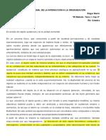 Organizacion Sistema Autonomia Complejidad Completo