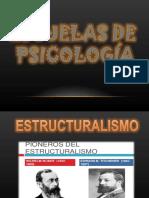 Escuelas de Psicologia