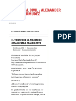 Etapa Impugnatoria _ Procesal Civil _ Alexander Rioja Bermudez